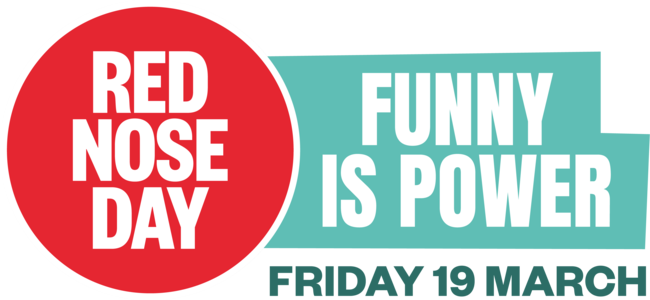 Red Nose Day 2021 logo
